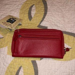 Double Zip Ultimate Wallet